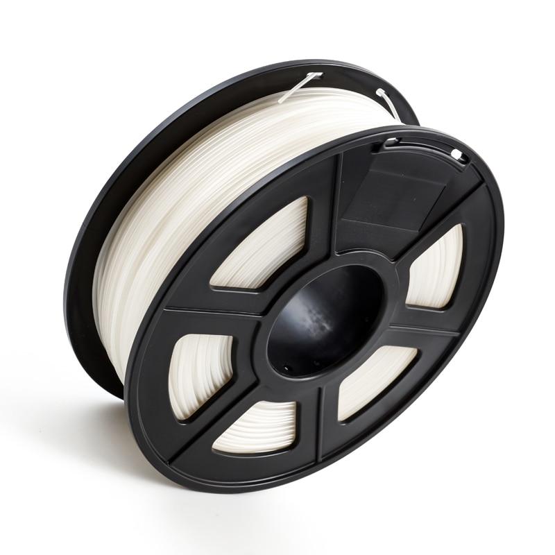 3D Printer Filament Heat resistant PLA 1.75mm 1kg/2.2lb plastic Consumables HR-PLA Material for 3D Printer High toughness 3d printer material pla filaments consumables 3mm 1kg plastic cable