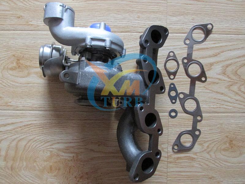 GT1749V 756062-0001/03G253019HV100/03G253014J/03G253010H TURBO FOR V olkswagen GOLF TDIMitsubishi Grandis WITH BKD ENGINE
