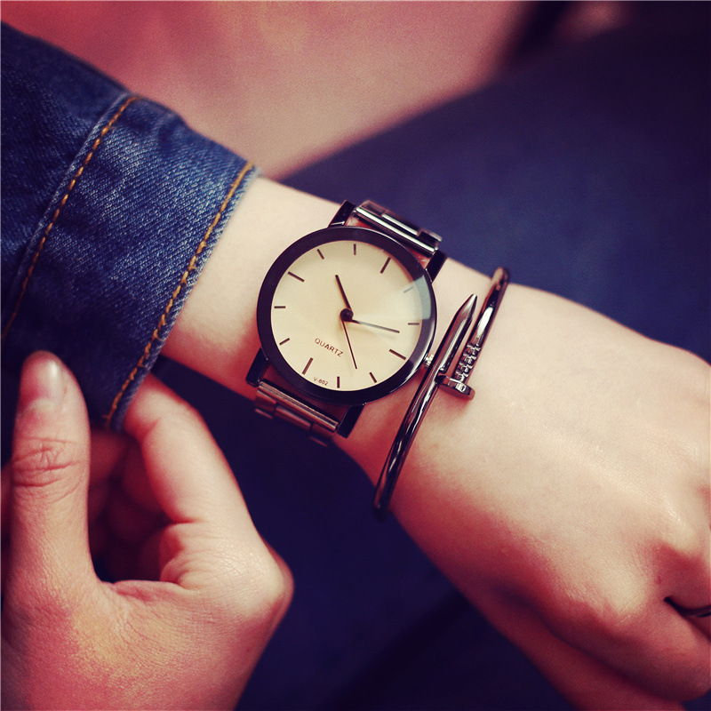 2017 BGG Μάρκα μόδας Diamond σχήματος - Γυναικεία ρολόγια - Φωτογραφία 5