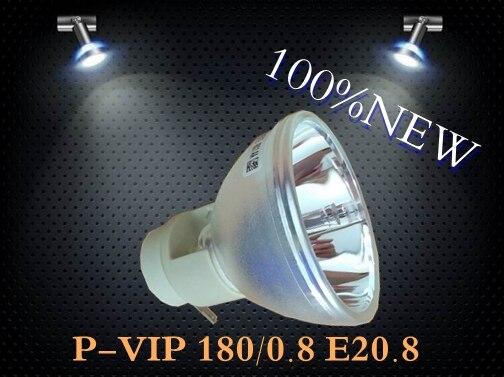 все цены на New Original Osram P-VIP 180/0.8 E20.8 Projector Lamp Bulb онлайн