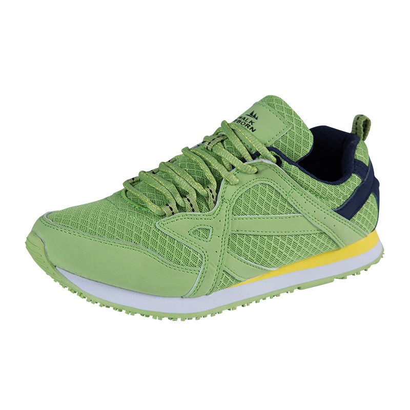 The New Outdoor Sport Sneakers Men Durable Pure Color Running Shoes For Male Athletic Shoes Breathable spor ayakkabi For Running  2017 fires men s sport running shoes breathable men sneakers wholesale outdoor sport runner shoes spor ayakkabi anti slip
