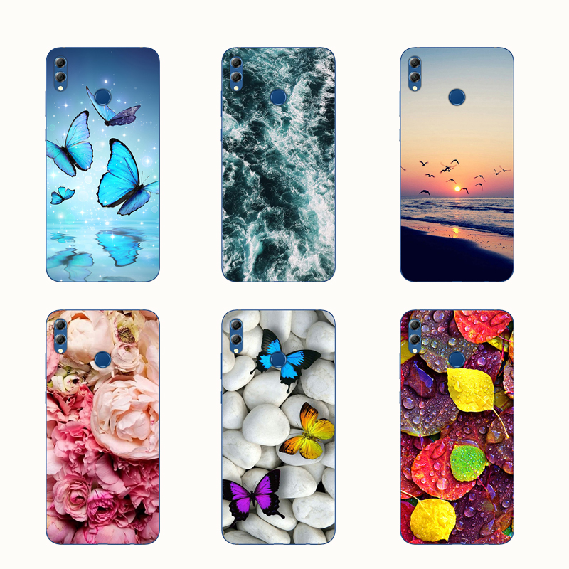 All kinds of cheap motor honor 8x case protector in All B