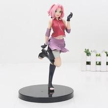 21cm Naruto Tsunade Anime Action PVC Figures