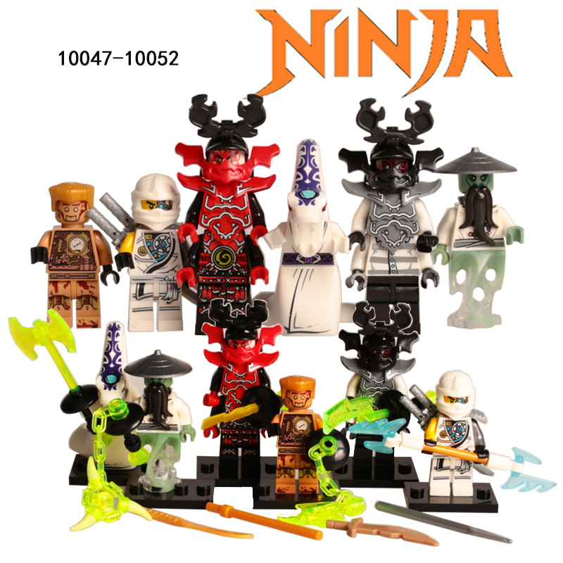 Blocos construção compatíveis com legoinglys ninjagoes Sales Figure : Ninja, Batman, Superman, Deadpool, Darth Vader, Skywalker, Bb-8, etc