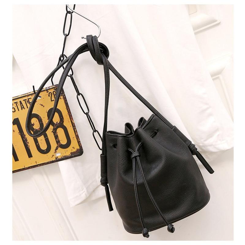 marca de couro macio meninas Bag : Women Messenger Bags