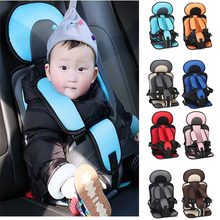 Portable Baby Safety Car Seat Infant Kids Car Seats Safe Seat Babies Chair Updated Version Thickening Sponge Children Car Seat