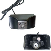 For SONY CCD Jeep Cherokee Front View Parking Car Camera Special Front View Camera Waterproof HD