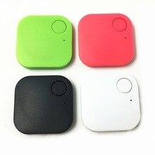 1 Шт. Мини Smart Bluetooth Тег Ключевой Бумажник Малыш Ребенок Pet Собака Кошка Телефон GPS Tracer Anti-потерянный Wifi Локатор Сигнализация напоминание