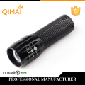 High Power Cheaper 2000Lumens Lanterna Penlight Torch Zoomable LED Flashlight Light For camp Flashlight Free shipping [1058-Q5]