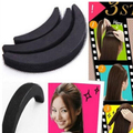 Hot Sponge Hair Maker Styling Twist Magic Bun Hair Base Bump Styling Insert Tool Volume Hairpins 3 Size/Set