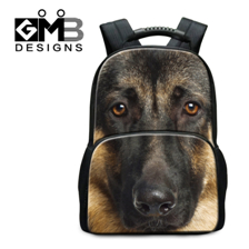 Dog Felt Backpack School Bags (1)