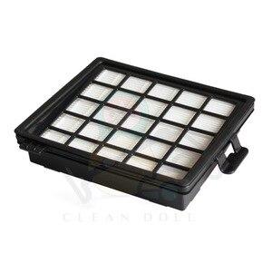 Image 3 - Сменный пенный Губчатый Фильтр для пылесоса Philips, фильтр HEPA FC8140, FC8142, FC8144, FC8145, FC8146, FC8071/01, 4 упаковки