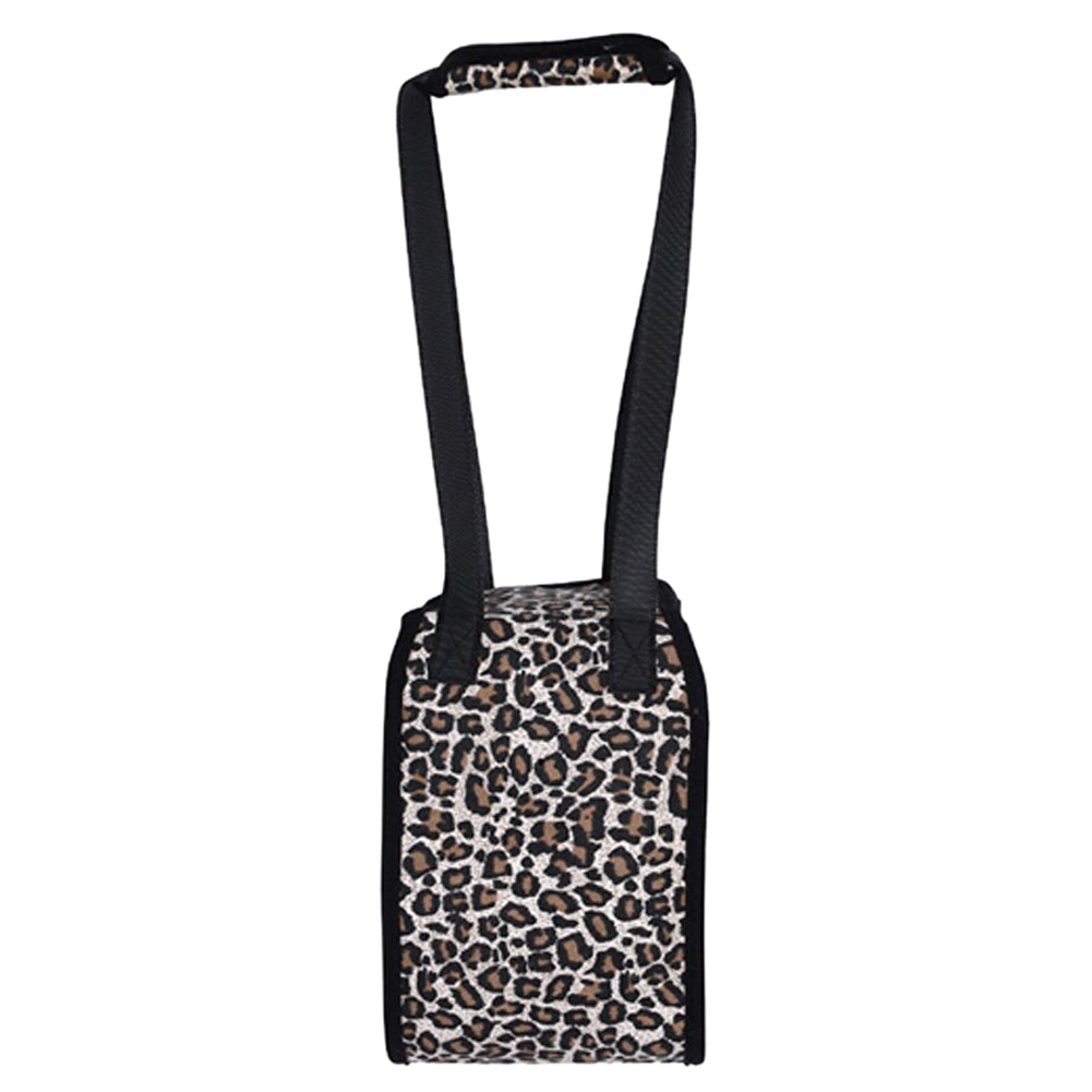 Dog Support & Rehabilitation Harness Dog Lift Support Rehabilitation Harness for canines aid (S/M/L/XL, Leopard)