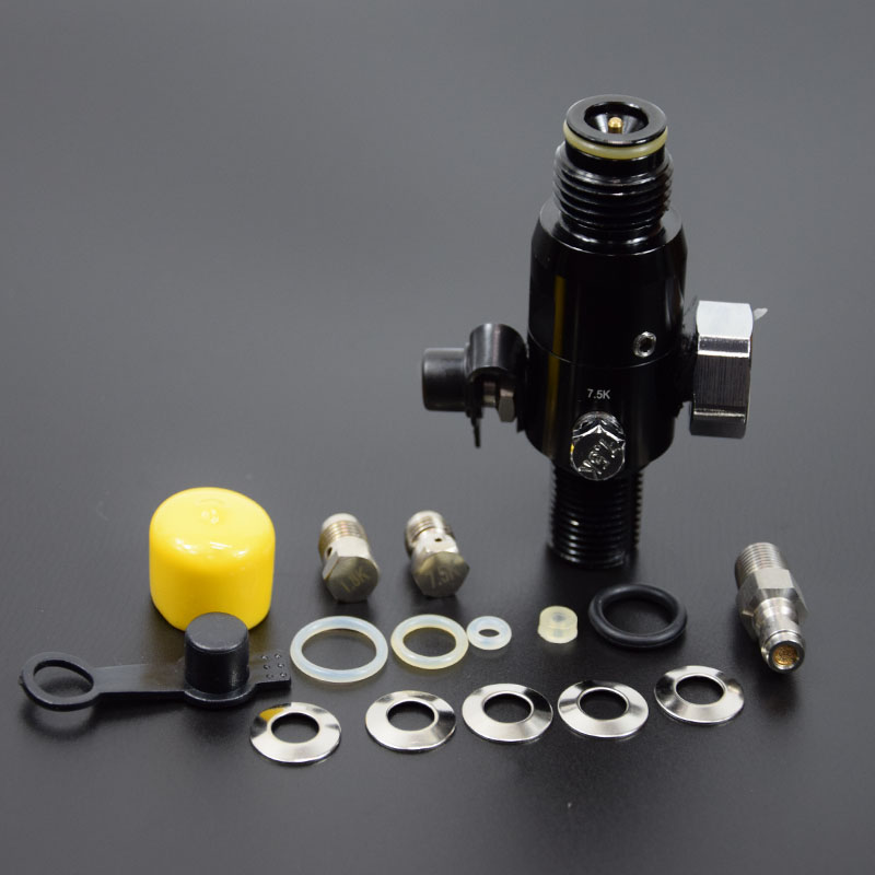 PCP Paintball Regulator And SPARE KITS Package