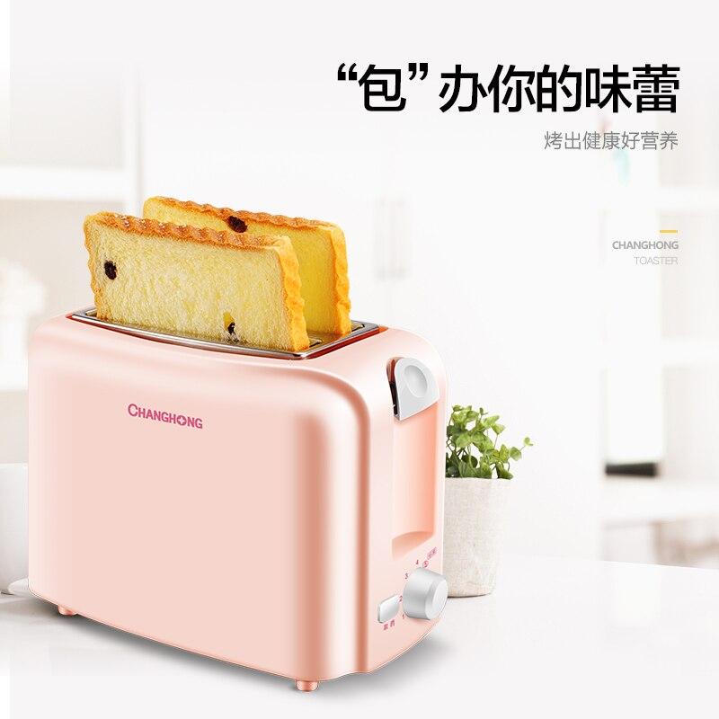 Toaster KL19  Home Automatic Toaster 2 Mini Breakfast Toaster