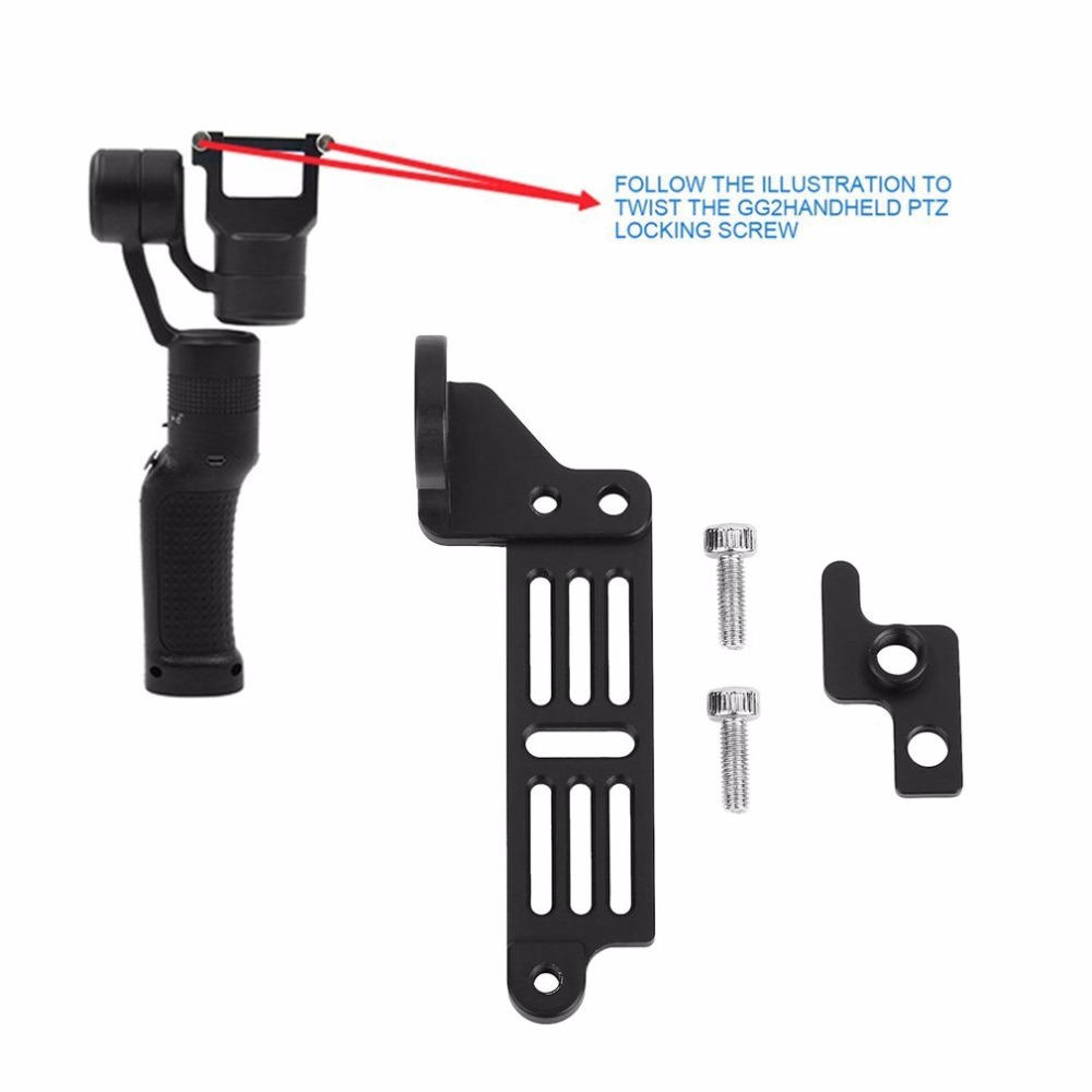 GC2 Mobile Phone Clip Transfer For GoPro Session Clip Clamp Camera Stabilizer Accessories Universal Easy To Install