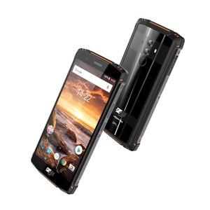 Image 3 - HOMTOM ZJI ZOJI Z9 Helio P23 IP68 مقاوم للماء 4G هاتف LTE الذكي ثماني النواة 5.7 بوصة 6GB RAM 64GB ROM 5500mAh كامل العصابات الهاتف المحمول