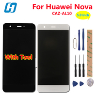 For Huawei Nova LCD Display Touch Screen High Quality 100 New Digitizer Glass Replacement With Tool