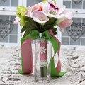 Новый 2016 Искусственный калла лили свадебные цветы искусственные пион свадебный букет невесты Свадебный Букет