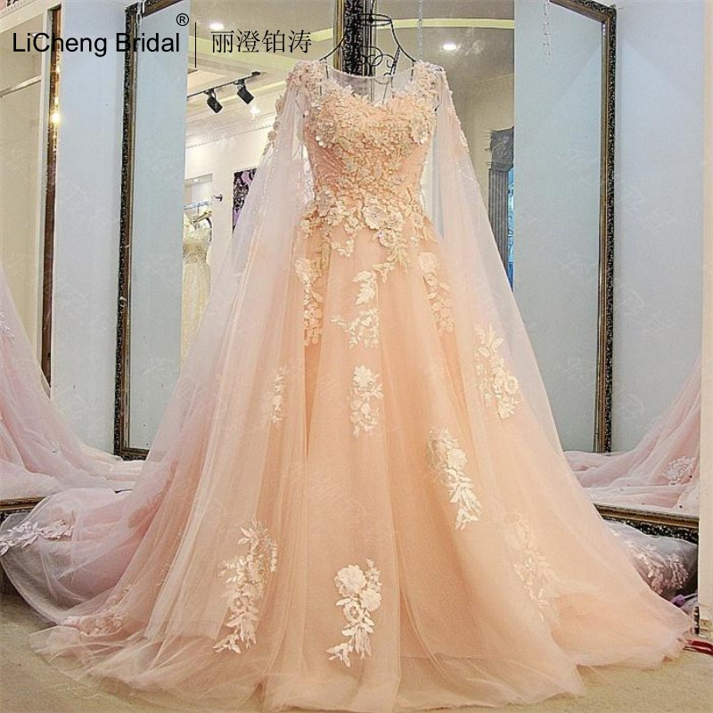Buy boho wedding dress 2016 decoration for Applique decoration
