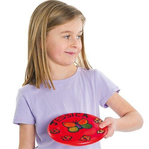 6 шт./партия. Незаконченные, неразукрашенные Летающий Пластиковый Диск игрушки на открытом воздухе для детского сада искусство и игры для раннего развития игрушки