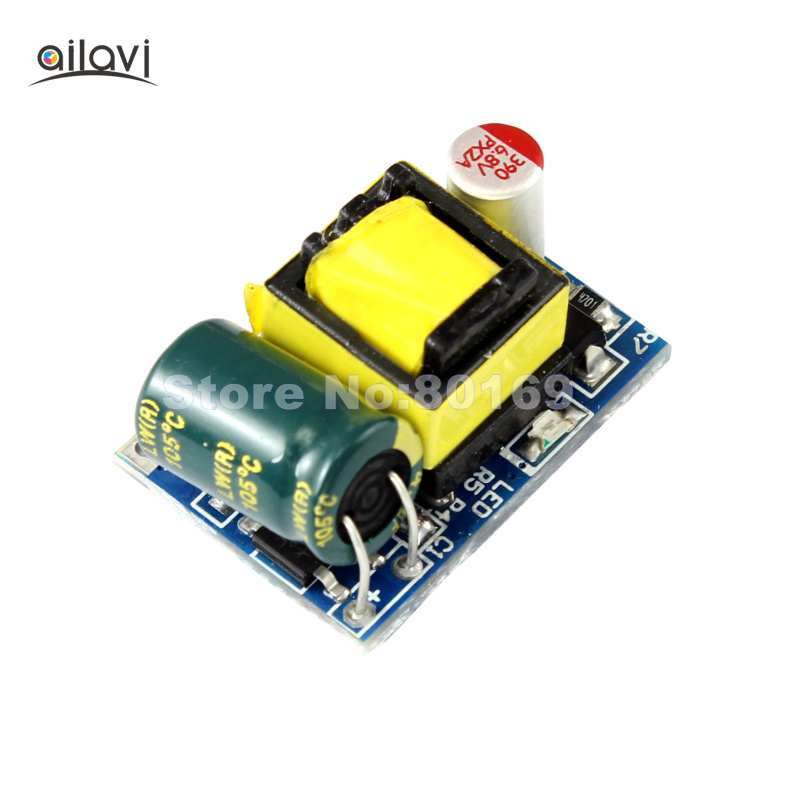 Small Volume Isolated Switching Power Supply <font><b>5V</b></font> Module Precision 5V3.5W <font><b>AC</b></font>-<font><b>DC</b></font> Buck Module <font><b>220</b></font> to <font><b>5V</b></font> Switch Power Supply image