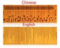 Бамбуковая книга тридцать шесть Stratagems двуязычное чтение Китайский классический держать на протяжении всей жизни учиться до тех пор, как вы