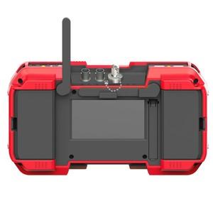Image 4 - Testeur de caméra de vidéosurveillance H.265 4K IP 8MP TVI CVI 5MP AHD CVBS, 7 pouces, le plus récent avec multimètre, compteur de puissance optique, DT A86