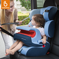 Babysing Convertible Car Seat Front Protect Soft Harnessed Booster Adjustable for 9M-12Y S4