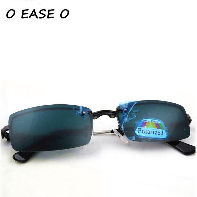 4cc7ffe7582bc2 € 15.15 10% de réduction Mode Optique Cadre Avec clip sur ensembles clip  sur lunettes de soleil Polarisées Conduite Nuit Vision Jaune Lentilles ...