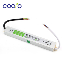 DC 12V 36W 3A Waterproof IP67 Electronic LED Driver Outdoor Use Power Supply Led Strip Transformers