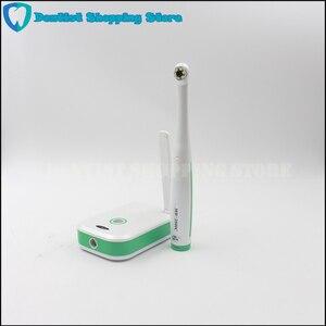 Image 3 - LED 2.0 ميجا الأسنان عن طريق الفم كاميرا لاستكشاف الأسنان VGA كاميرا 1/4 سوني CCD التلقائي التركيز الأسنان صورة تبادل لاطلاق النار