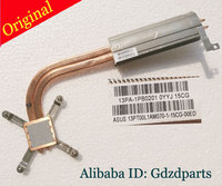 Free Shipping For Asus Heatsink Thermal Cooling Module 13PA 1PB0201 0YYJ 15CG 13PT00L1AM070