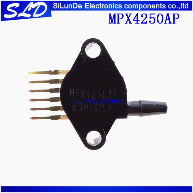 Free Shipping  1pcs/lot  MPX4250AP 4250AP MP4250A DIP Best quality