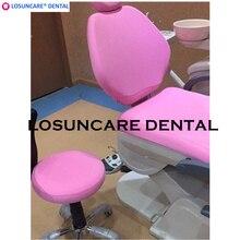 Losuncare 4 шт./компл. высокие эластичные стоматологическое кресло Защитная крышка 5 цветов лайкра Стоматологическое Кресло Блок крышки