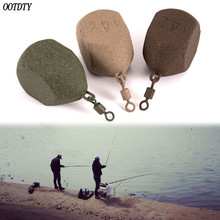 OOTDTY Lead Weight Fishing Sinker Geometric Shape Special Professional Carp Tackle Sea Accessories 71g/85g/99g/127g/142g