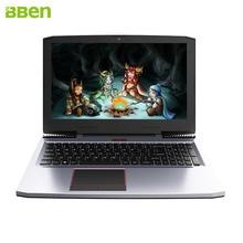 """Bben G16 Игровые ноутбуки Intel Core i7 7700HQ NVIDIA GTX1060 PC Планшеты 15.6 """"1920×1080 IPS FHD Quad ядер с подсветкой windows10"""