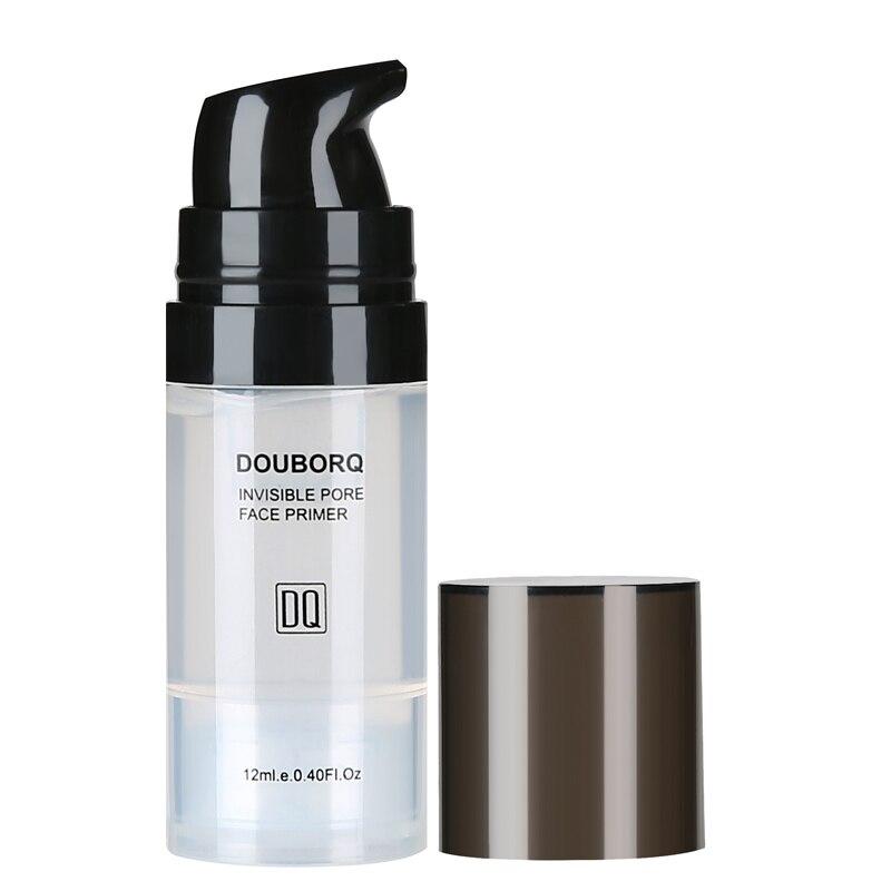 Makijaż baza pod podkład do twarzy naturalny matowy makijaż fundacja podkład pory niewidoczny przedłużyć olejek do twarzy kontrola kosmetyk 4