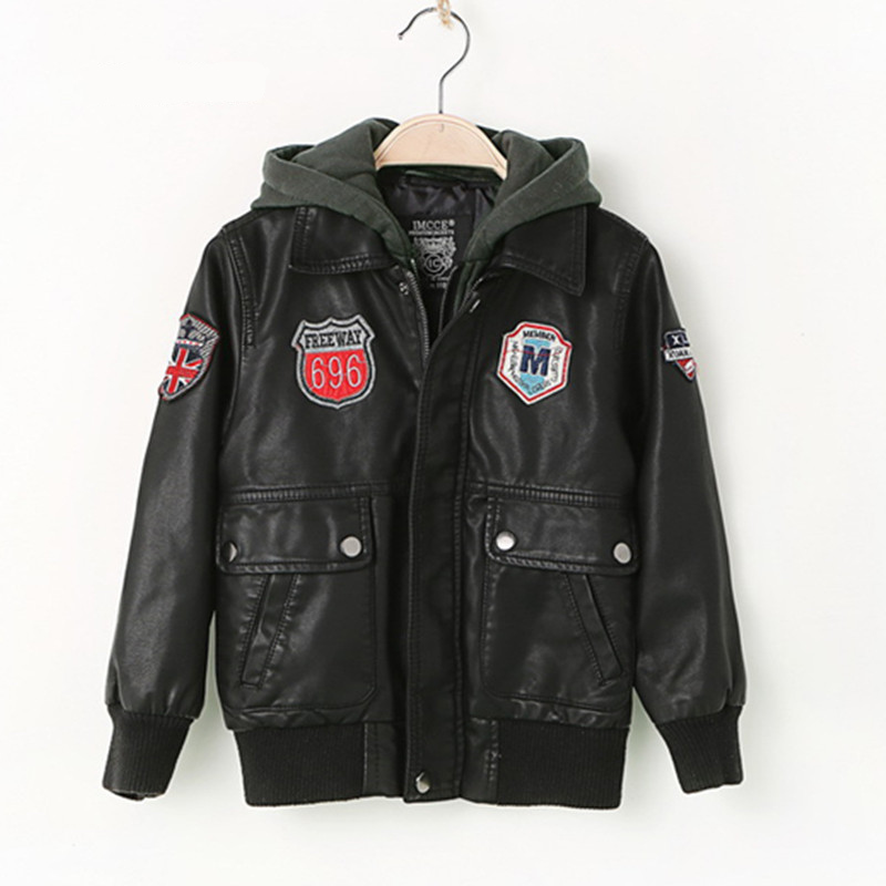 best top 10 imitation leather jacket children brands and get free