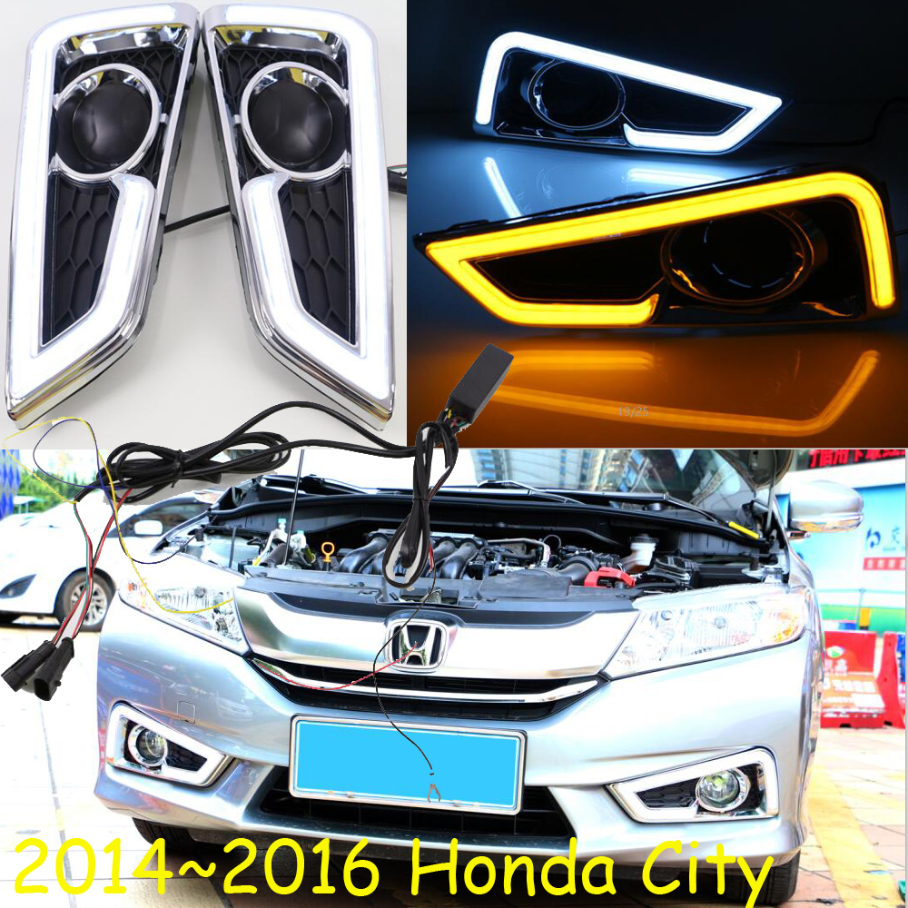 LED,2014~2016 City Day Light,City fog light,City headlight,CR-Z,Element,EV Plus,insight,MDX,Passport,Delsol,City Taillight beijing insight city guide