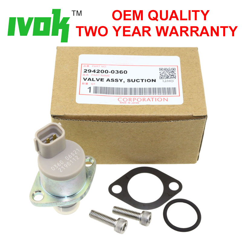 Engine Parts Fuel Injector Filter Diesel Suction Control SCV Valve Kit For  Mitsubishi Pajero Triton 2 5 3 2 Shogun L200 1460A037
