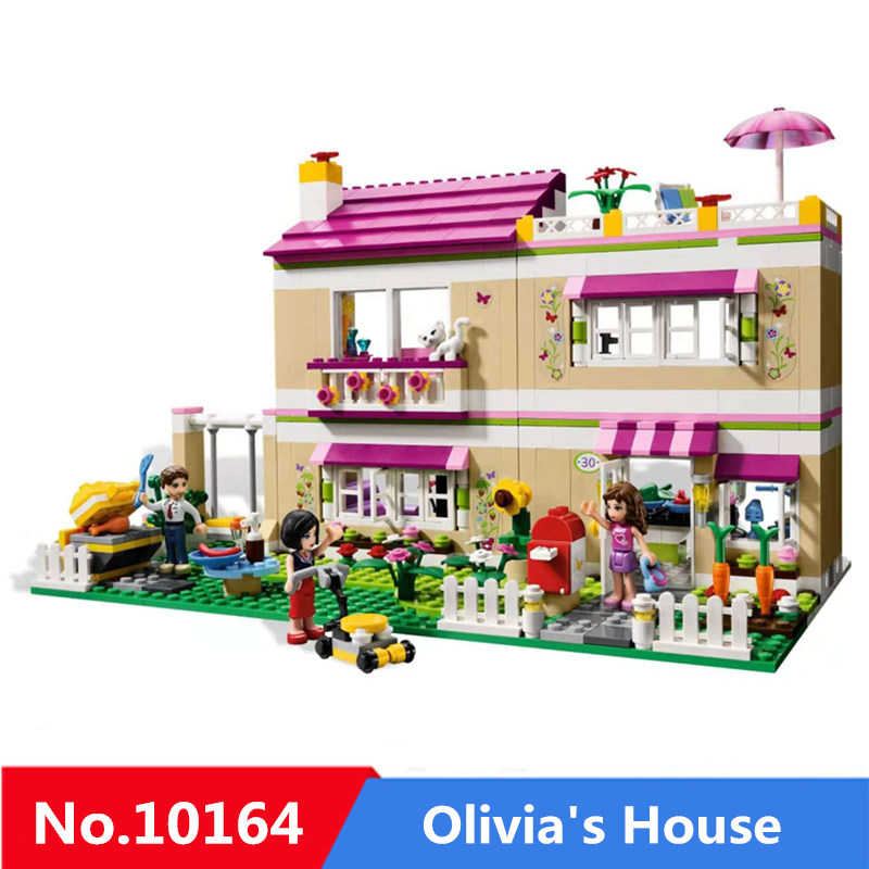 Bela Diy Building Blocks Girl Friends Hang Out At Olivias House Model Compatiable with Legoingly Toys for Children Kids GiftBela Diy Building Blocks Girl Friends Hang Out At Olivias House Model Compatiable with Legoingly Toys for Children Kids Gift