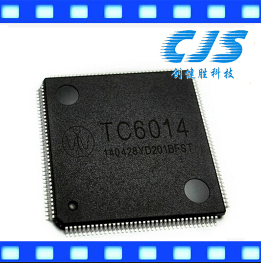The original TC6014 6014 Four axis motion control chip QFP