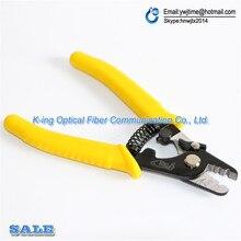 F11301T Miller clamp szczypce do ściągania izolacji z włókna F11301T FIS tri hole szczypce do zdejmowania izolacji z włókien światłowodowych