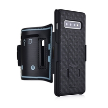 Case Running Arm-Band Phone-Holder Gym Sport Samsung for Galaxy S10 5g S10/Plus/S10e/..