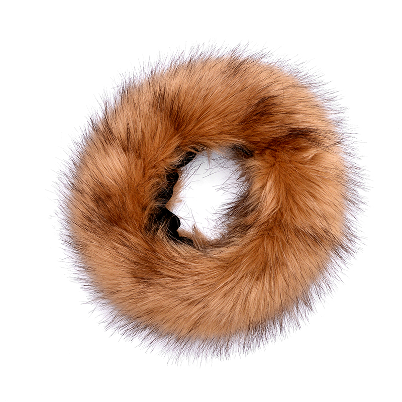 ac6a08f52e8 Russian Winter Faux Fur Headband for Women Fox Fur Head Warmer Winter Ear  Warmer Earmuff Turban Hair Band Women Hair Accessories