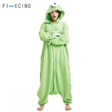 0089708a4d54 fivecinq Mike Wazowski Kigurumi Anime Character Monster One Eye Cosplay  Costume
