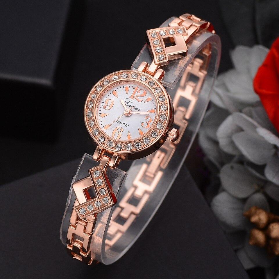 Lvpai Brand Luxury Bracelet Watches For Women Fashion Ladies Dress Business Quartz Wrist Watch Reloj Mujer Relogio Feminino