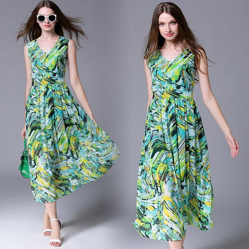 Зеленые пляжные платья