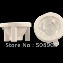 8,15, 30,45, 60 градусов LED объектив с тремя Булавки держатель всего 5 шт